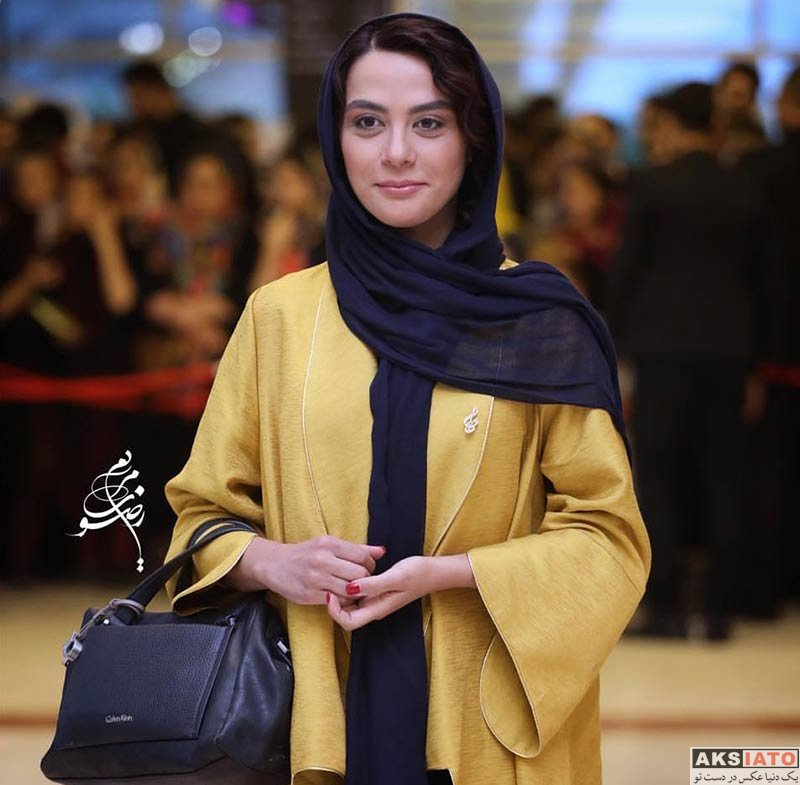 بازیگران بازیگران زن ایرانی جشن حافظ  مارال فرجاد در نوزدهمین جشن حافظ (۳ عکس)
