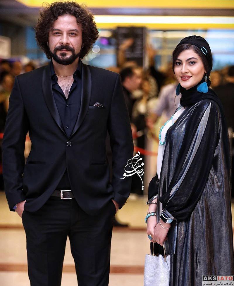 بازیگران بازیگران زن ایرانی جشن حافظ  مریم مومن در نوزدهمین جشن حافظ (۳ عکس)