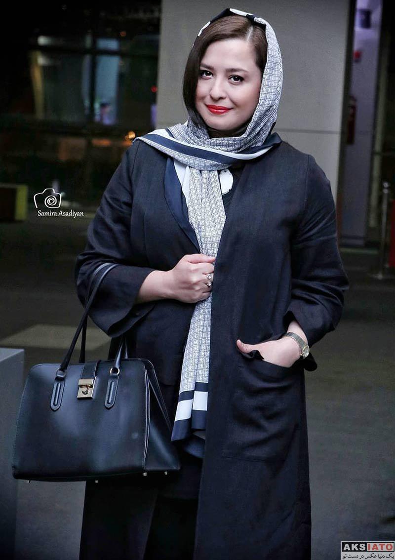 بازیگران بازیگران زن ایرانی  مهراوه شریفی نیا در اکران خصوصی فیلم قصر شیرین (4 عکس)