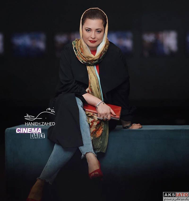 بازیگران بازیگران زن ایرانی  مهراوه شریفی نیا در اکران خصوصی فیلم سرخ پوست (۳ عکس)