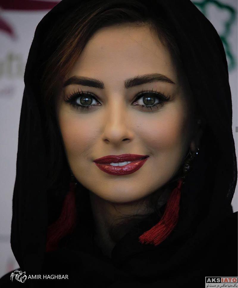 بازیگران بازیگران زن ایرانی جشن حافظ  نفیسه روشن در نوزدهمین جشن حافظ (۲ عکس)