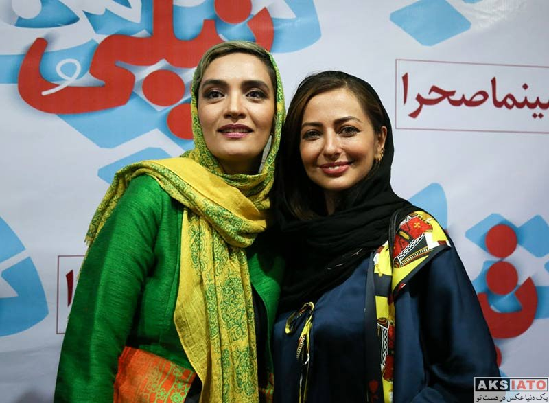 بازیگران بازیگران زن ایرانی  نفیسه روشن در اکران خصوصی فیلم تپلی و من (4 عکس)