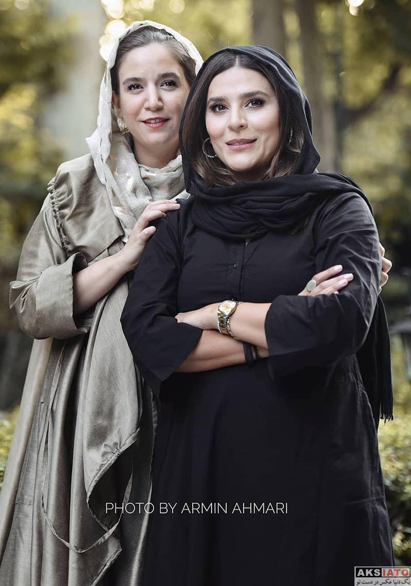 بازیگران بازیگران زن ایرانی  سحر دولتشاهی در اکران مردمی فیلم سینمایی رضا (4 عکس)