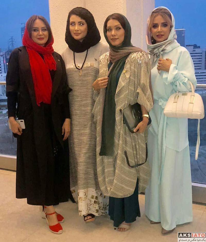 بازیگران بازیگران زن ایرانی جشن حافظ  شهرزاد کمال زاده در نوزدهمین جشن حافظ (۲ عکس)