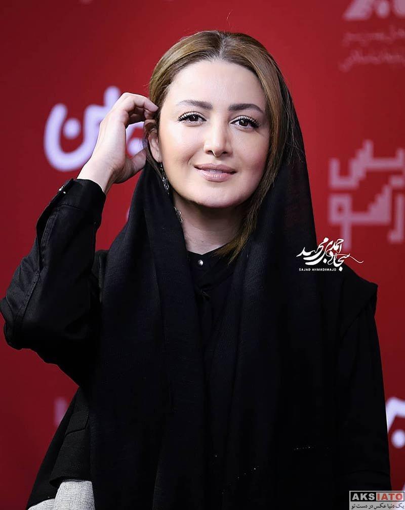 بازیگران بازیگران زن ایرانی  شیلا خداداد در اکران خصوصی فیلم قصر شیرین (۳ عکس)