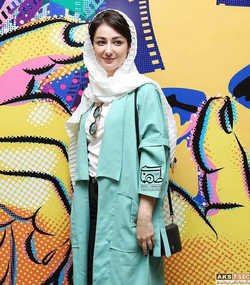 بازیگران بازیگران زن ایرانی  ویدا جوان در پنجمین جشن عکاسان سینمای ایران (4 عکس)