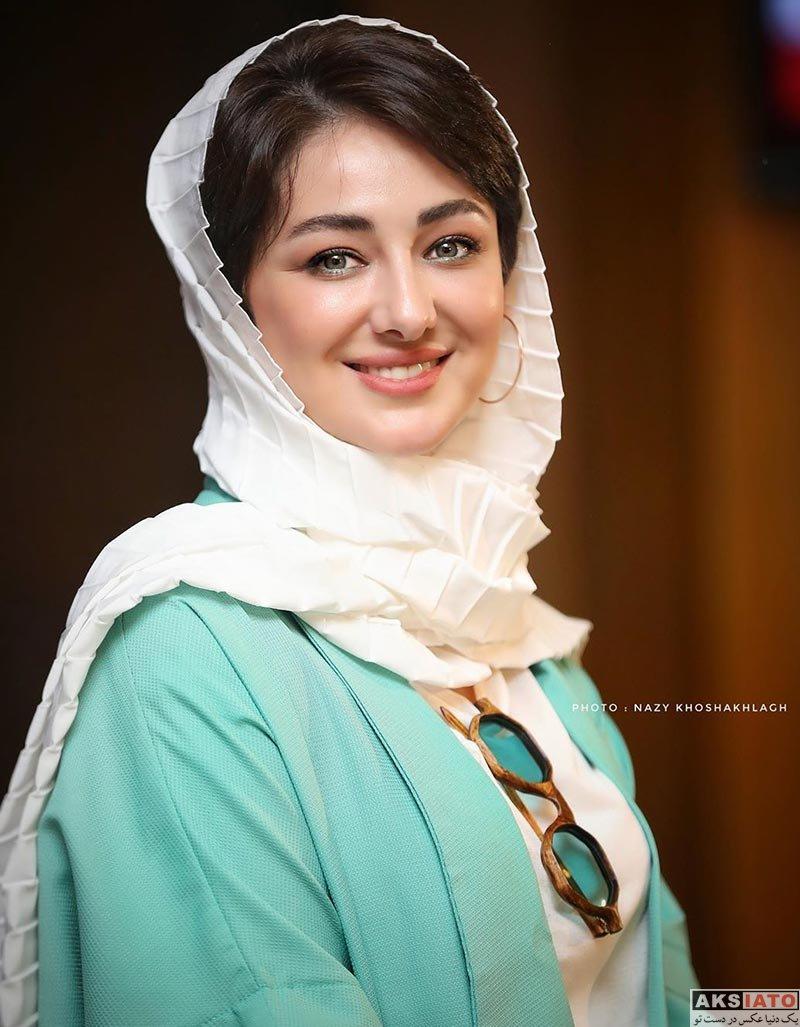 ویدا جوان در پنجمین جشن عکاسان سینمای ایران (۴ عکس) - عکسیاتو