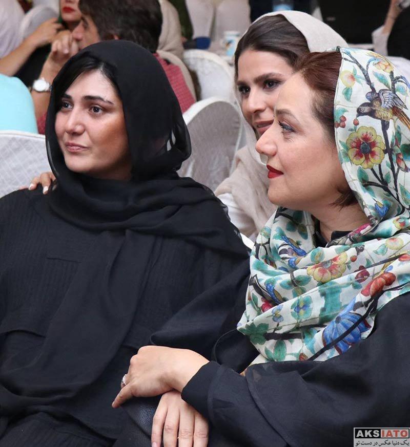 بازیگران بازیگران زن ایرانی  باران کوثری در دومین دوره جایزه آکادمی سینما سینما (۴ عکس)