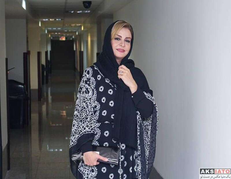 بازیگران بازیگران زن ایرانی  مریلا زارعی در اکران مردمی فیلم ایده اصلی (4 عکس)