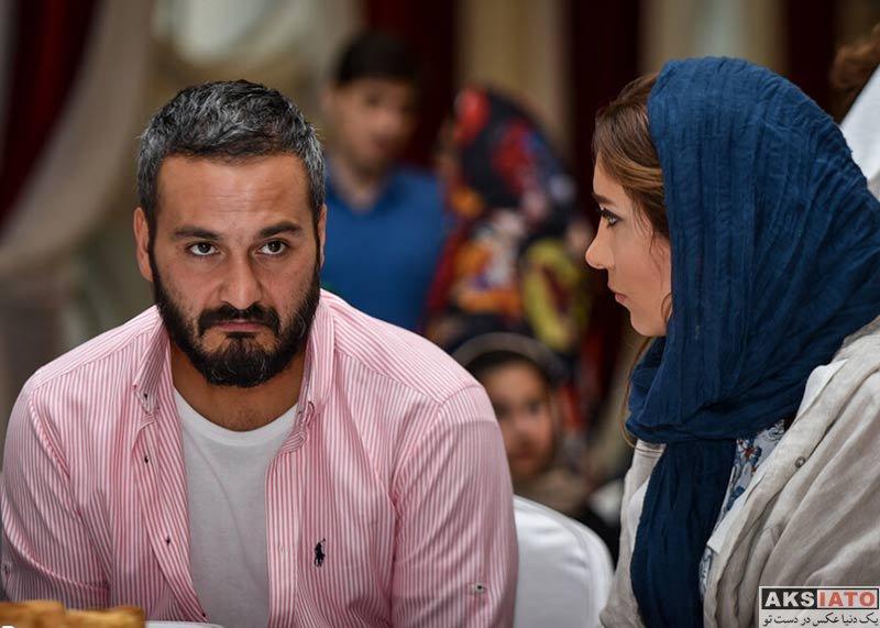 بازیگران بازیگران زن ایرانی  میلاد کی مرام در دومین دوره جایزه آکادمی سینما سینما (3 عکس)