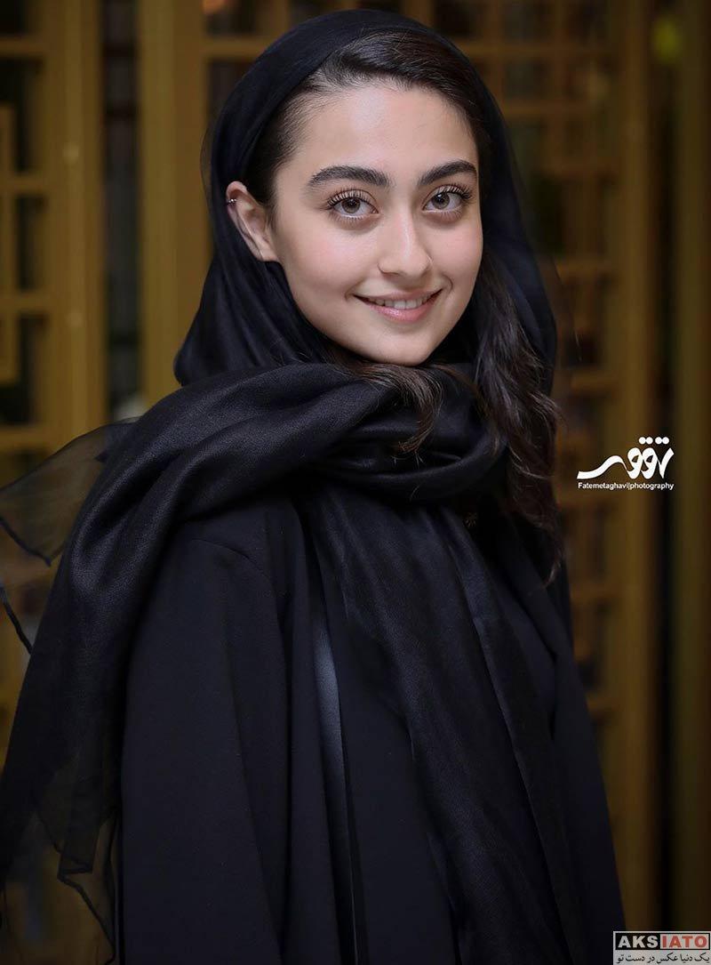 بازیگران بازیگران زن ایرانی  نگار مقدم در دومین دوره جایزه آکادمی سینما سینما (۳ عکس)