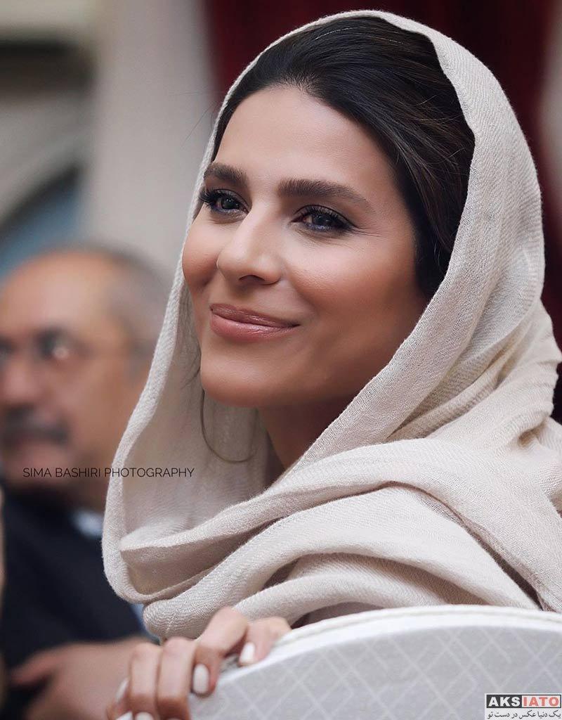 بازیگران بازیگران زن ایرانی  سحر دولتشاهی در دومین دوره جایزه آکادمی سینما سینما (4 عکس)