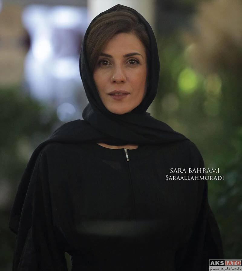 بازیگران بازیگران زن ایرانی  سارا بهرامی در دومین دوره جایزه آکادمی سینما سینما (4 عکس)