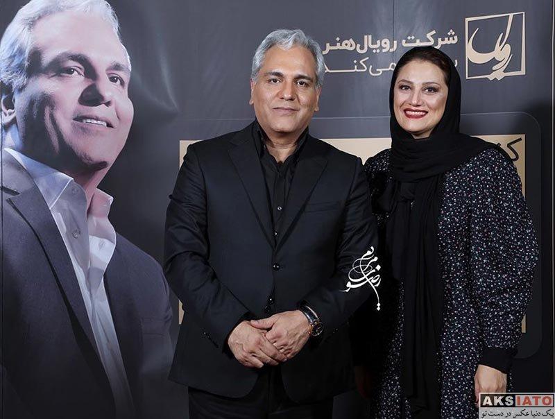 بازیگران بازیگران زن ایرانی  شبنم مقدمی در کنسرت مهران مدیری (۲ عکس)
