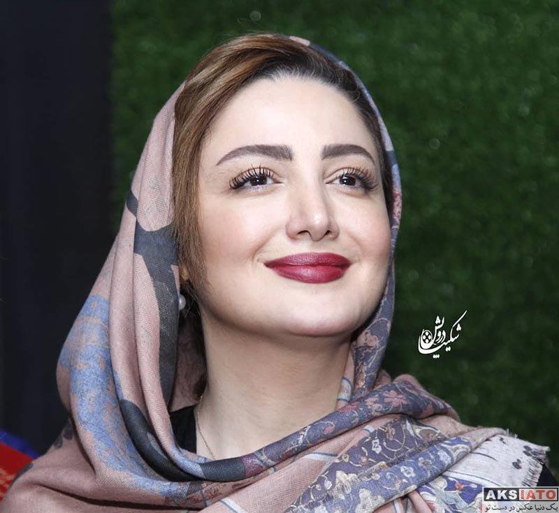 بازیگران بازیگران زن ایرانی  شیلا خداداد در مراسم رونمایی از کتاب جدیدش (6 عکس)