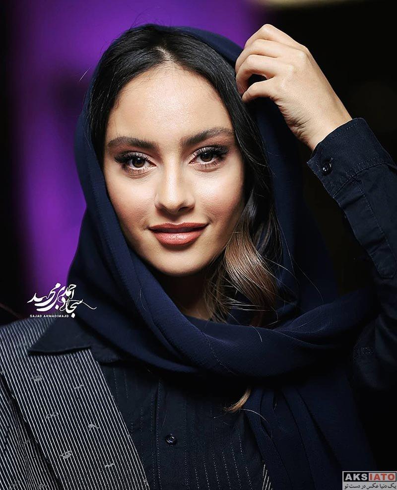 بازیگران بازیگران زن ایرانی  ترلان پروانه در اکران خصوصی فیلم ایده اصلی (6 عکس)