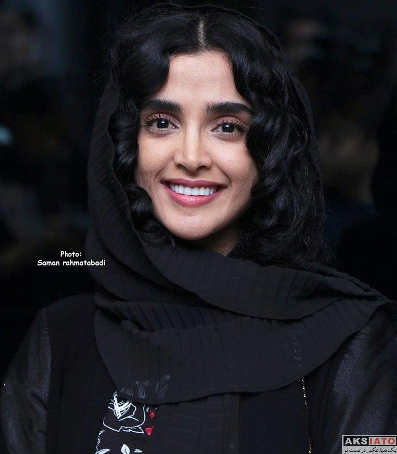 بازیگران بازیگران زن ایرانی  عکس های الهه حصاری در اکران مردمی فیلم کروکودیل