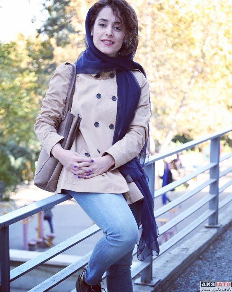 بازیگران بازیگران زن ایرانی  مهدخت مولایی بازیگر نقش فرزانه در سریال ترور خاموش (6 عکس)