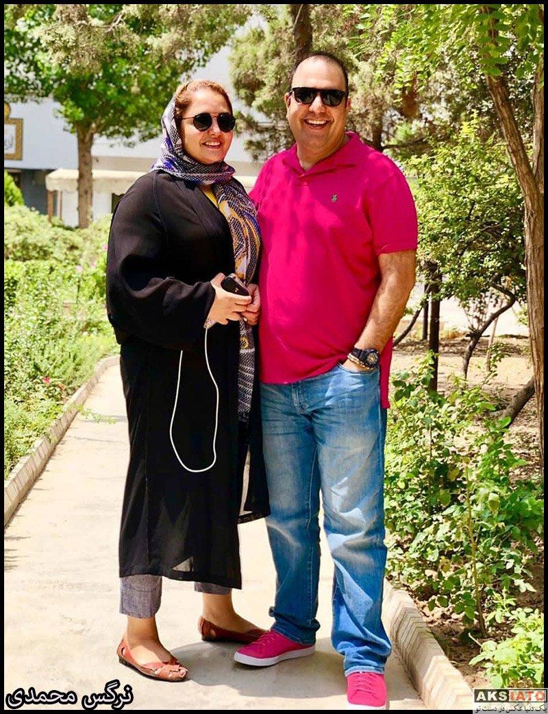 بازیگران بازیگران زن ایرانی  نرگس محمدی بازیگر نقش ستایش در شهریورماه 98 (8 عکس)