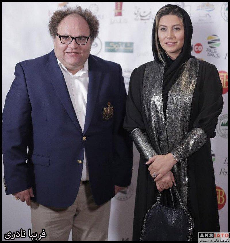 بازیگران بازیگران زن ایرانی  فریبا نادری بازیگر نقش پری سیما در سریال ستایش 3 (8 عکس)