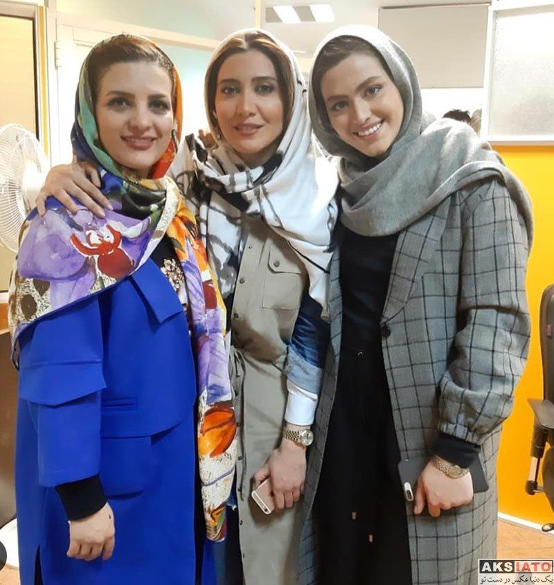 بازیگران بازیگران زن ایرانی  عکس های جدید نیکی مظفری در شهریورماه 98 (10 تصویر)