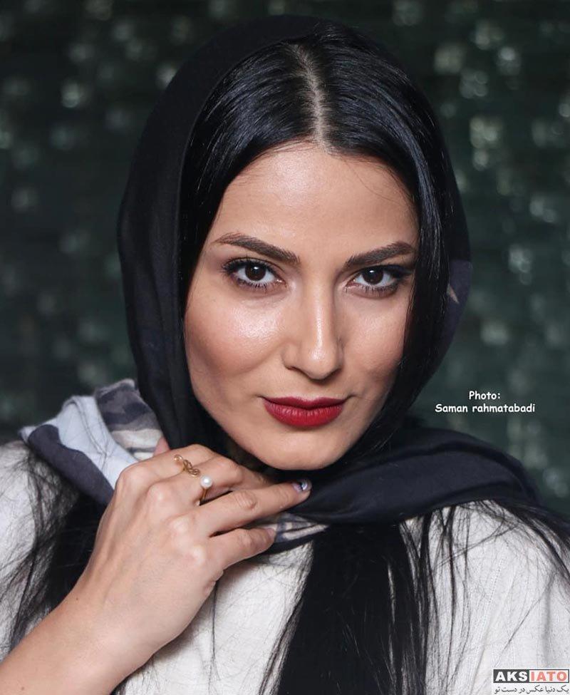 بازیگران بازیگران زن ایرانی  سمیرا حسن پور در اکران خصوصی فیلم کلوپ همسران (۴ عکس)