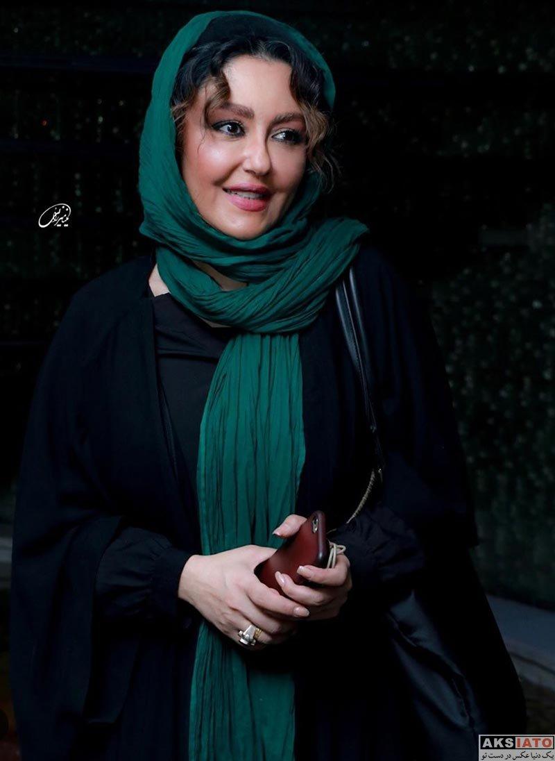 بازیگران بازیگران زن ایرانی  شقایق فراهانی در اکران خصوصی فیلم کلوپ همسران (4 عکس)