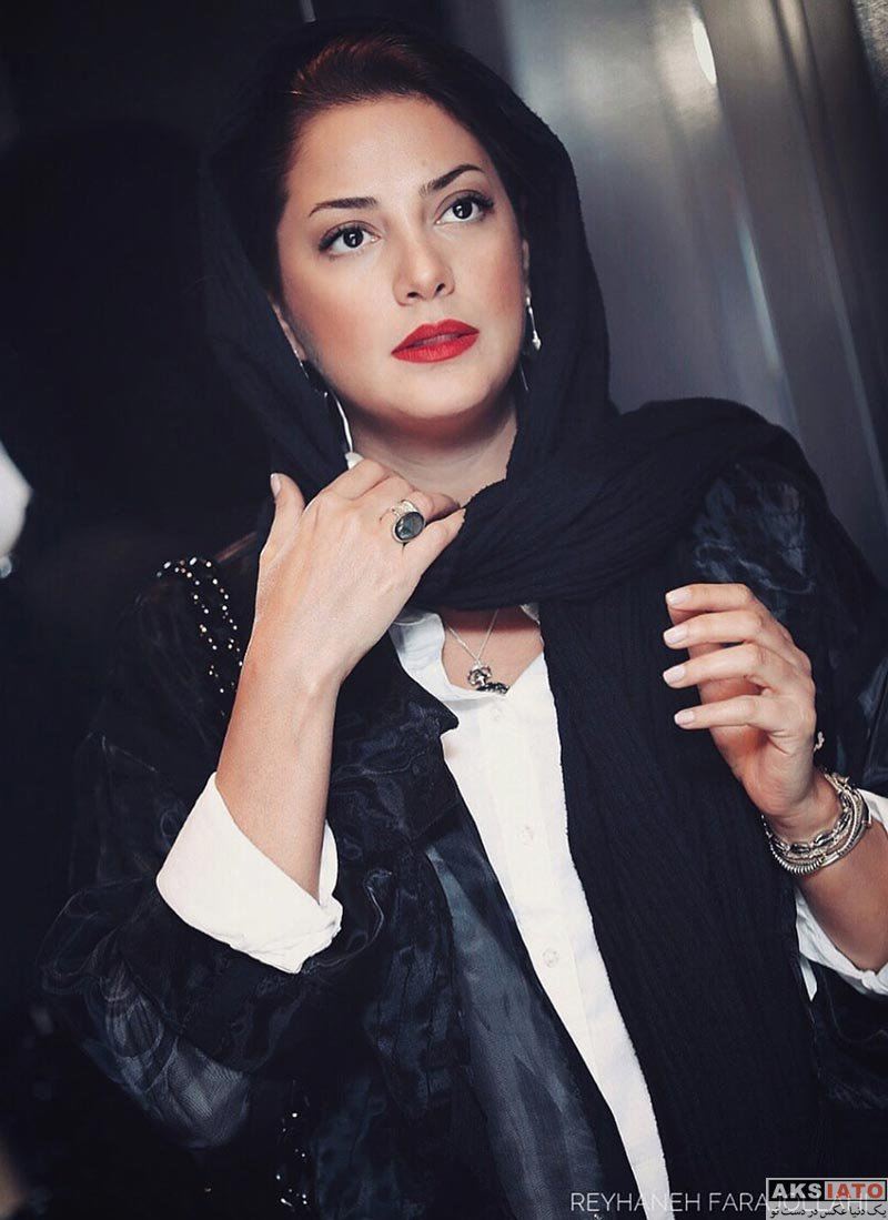 بازیگران بازیگران زن ایرانی  طناز طباطبایی در بیست و یکمین جشن بزرگ سینمای ایران (4 عکس)