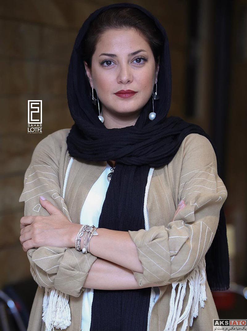 بازیگران بازیگران زن ایرانی  طناز طباطبایی و میلاد کیمرام در اکران مردمی فیلم روسی (6 عکس)