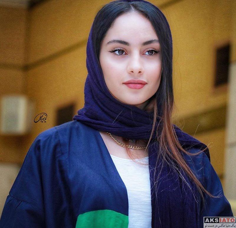 بازیگران بازیگران زن ایرانی  ترلان پروانه در بیست و یکمین جشن بزرگ سینمای ایران (6 عکس)