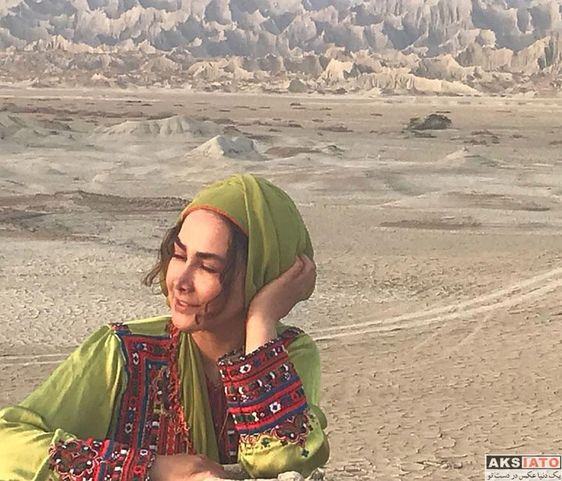 بازیگران بازیگران زن ایرانی  آنا نعمتی در استان سیستان و بلوچستان (4 عکس)