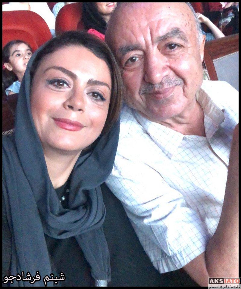 شبنم فرشادجو در کنسرت حجت اشرف زاده (۴ عکس) - عکسیاتو