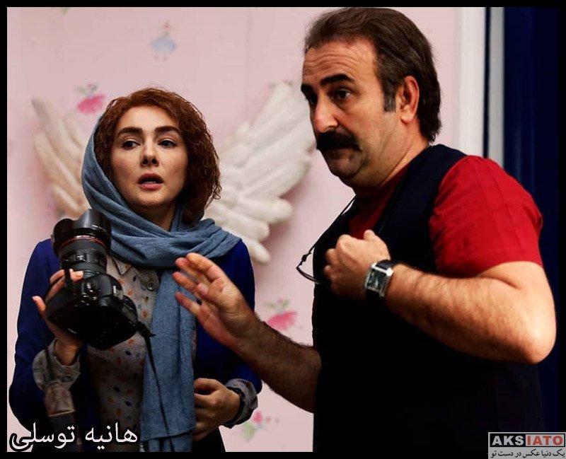 بازیگران بازیگران زن ایرانی  عکس های جدید هانیه توسلی در آبان ماه 98 (12 تصویر)