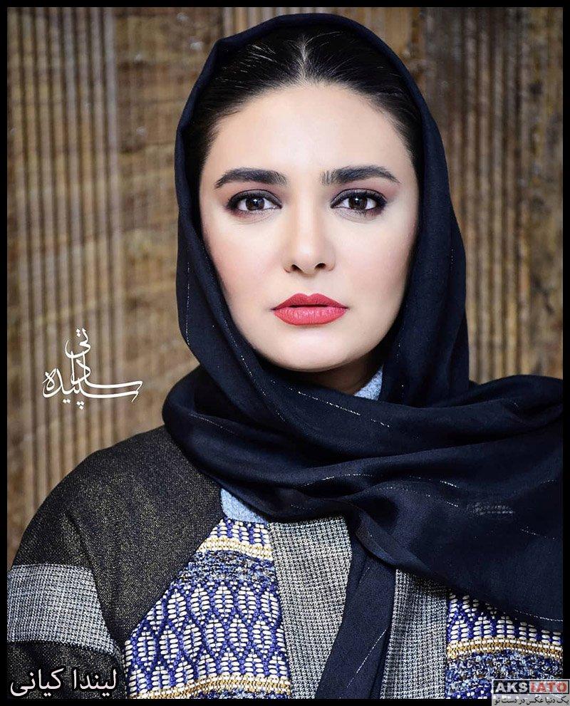 بازیگران بازیگران زن ایرانی  عکس های لیندا کیانی در اکران مردمی فیلم چشم و گوش بسته