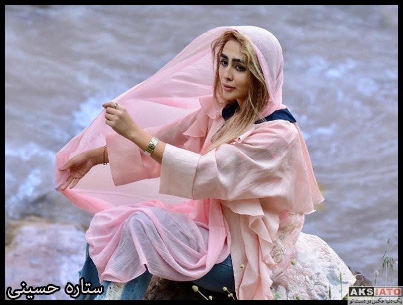 بازیگران بازیگران زن ایرانی  ستاره حسینی بازیگر نقش ماه بانو در سریال گیله وا (۶ عکس)
