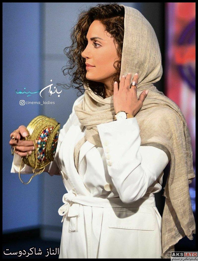 بازیگران بازیگران زن ایرانی  عکس های الناز شاکردوست در اکران خصوصی فیلم مطرب