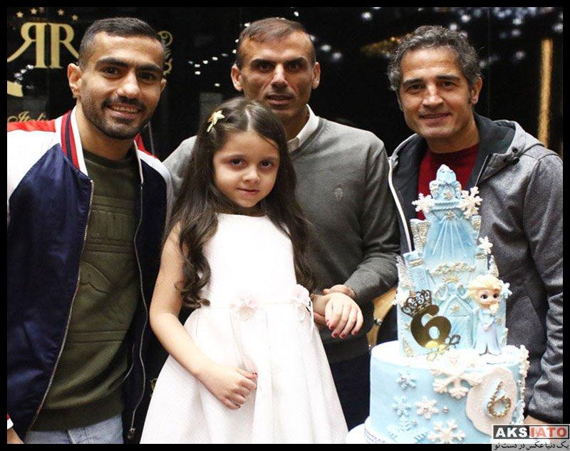 جشن تولد دختر سید جلال حسینی (۶ عکس) - عکسیاتو