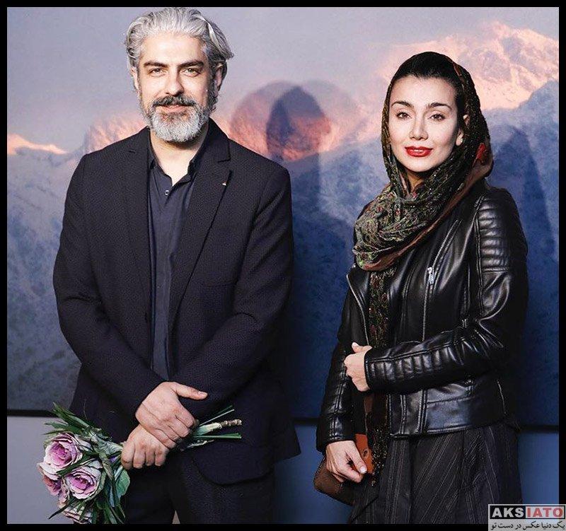 بازیگران بازیگران مرد ایرانی  مهدی پاکدل در مراسم افتتاح نمایشگاه عکسش (3 عکس)