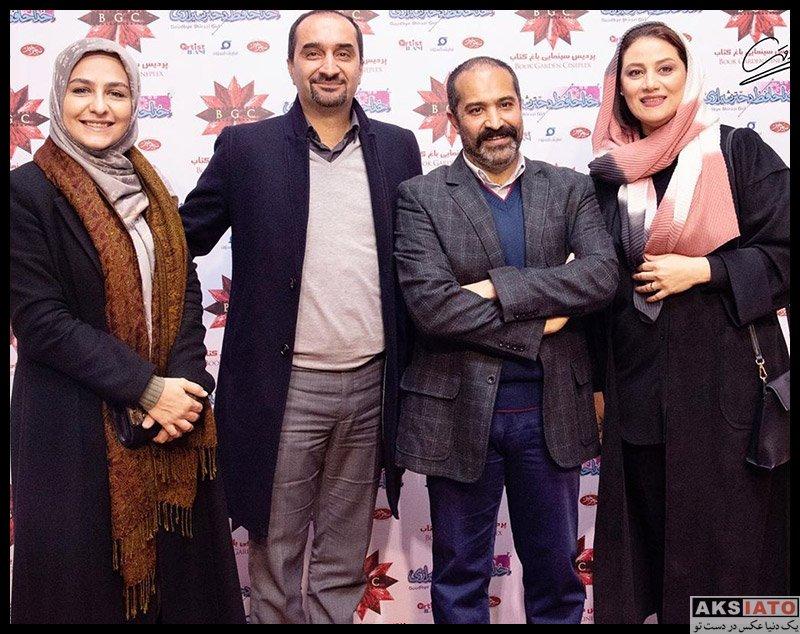 خانوادگی  نیما کرمی و همسرش در اکران خصوصی فیلم خداحافظ دختر شیرازی (۴ عکس)