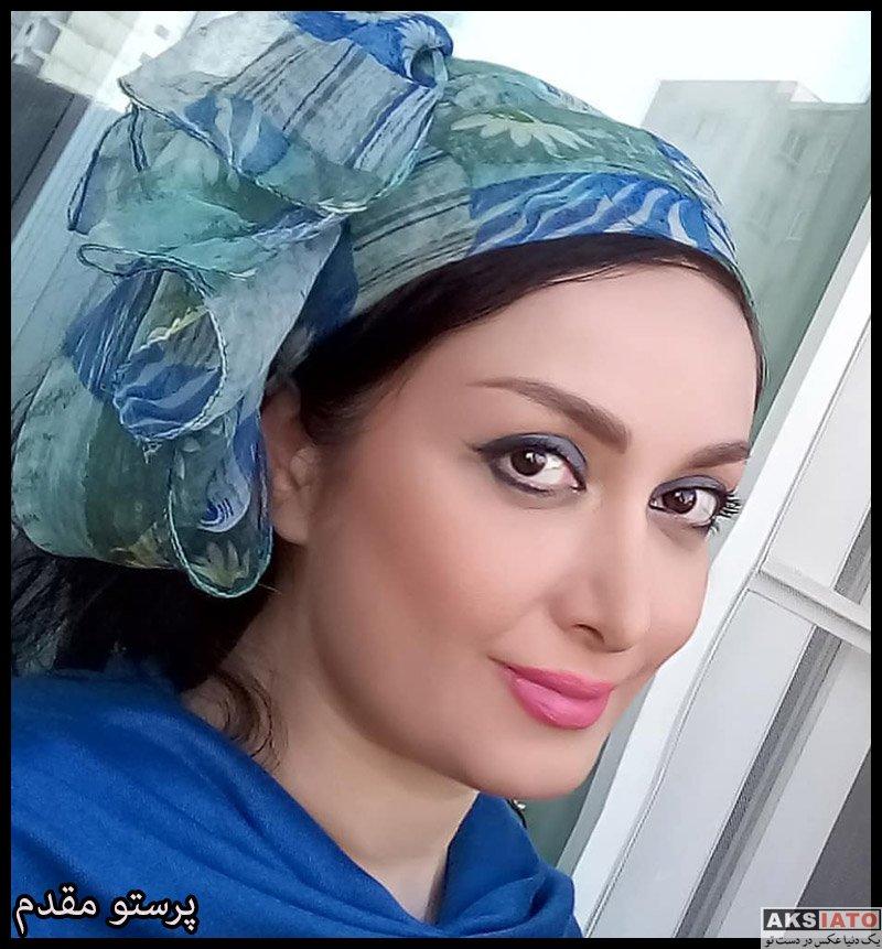 بازیگران بازیگران زن ایرانی  پرستو مقدم بازیگر نقش پرستو در سریال خوش نشین ها (6 عکس)