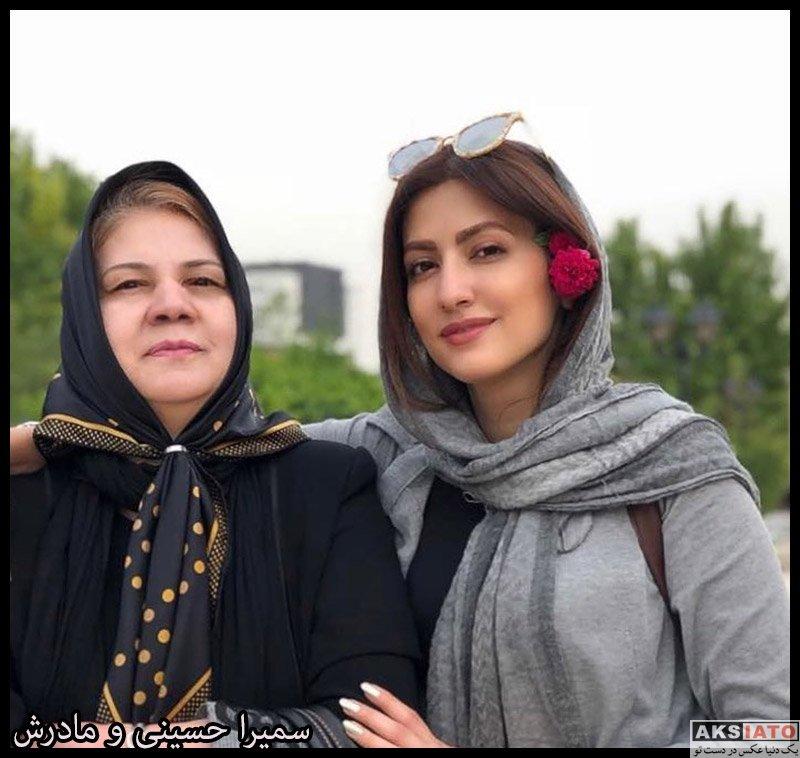 بازیگران بازیگران زن ایرانی  سمیرا حسینی بازیگر نقش فریبا در سریال زیر همکف (۶ عکس)