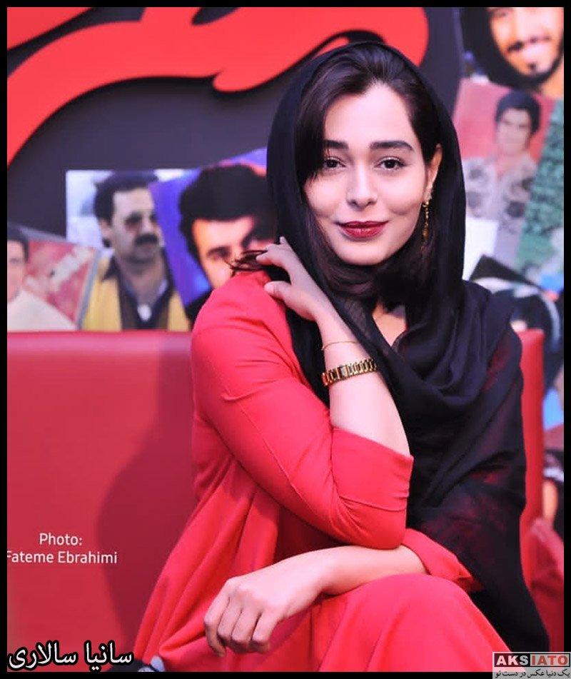 سانیا سالاری در اکران خصوصی فیلم مطرب (۴ عکس) - عکسیاتو