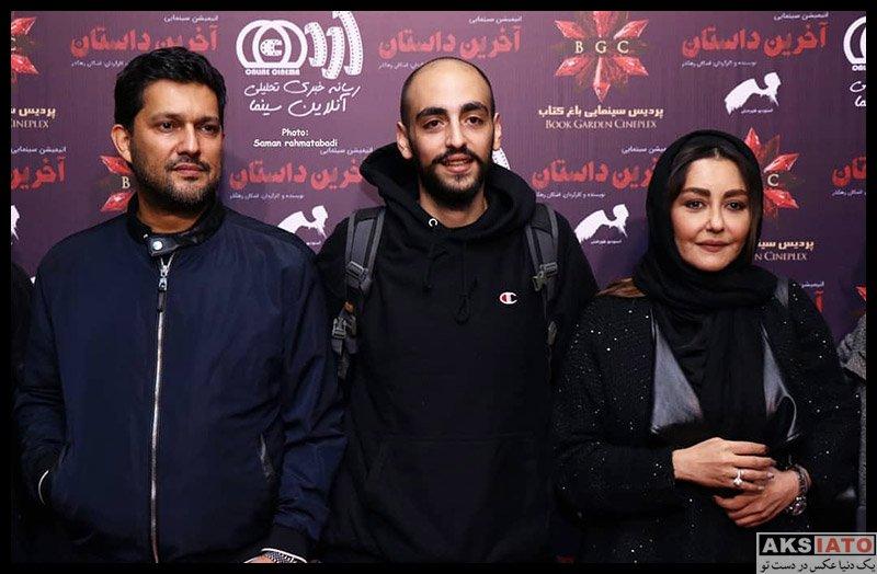 بازیگران بازیگران زن ایرانی  شقایق فراهانی در اکران خصوصی انیمیشن آخرین داستان (۴ عکس)