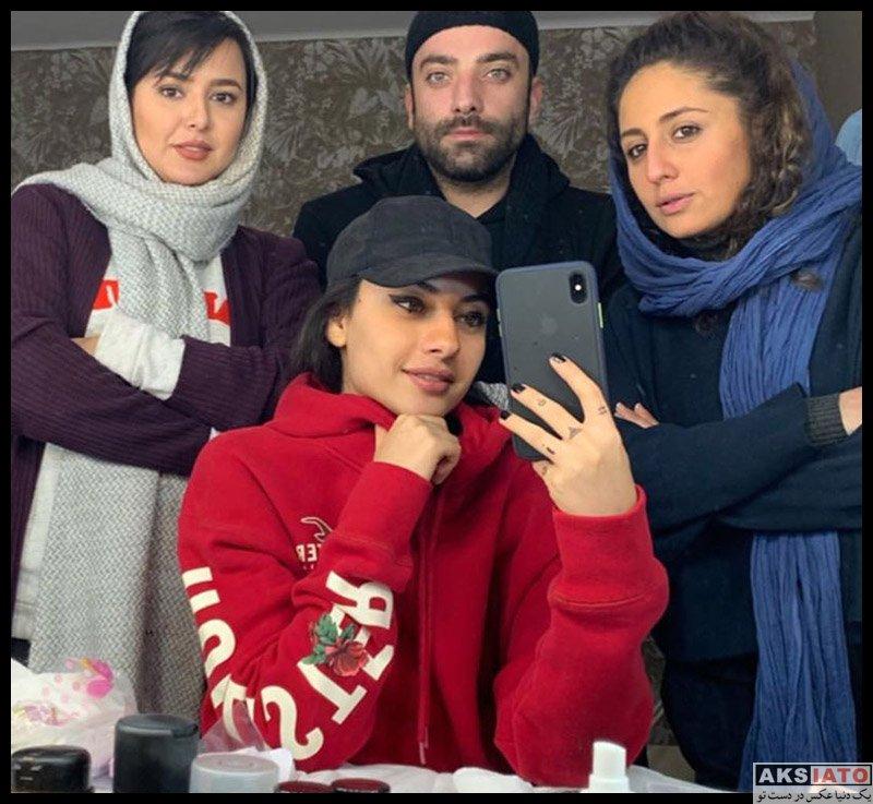 بازیگران بازیگران زن ایرانی  ترلان پروانه در فیلم سینمایی گربه سیاه (6 عکس)