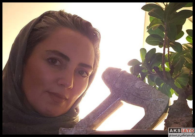 بازیگران بازیگران زن ایرانی  پانته آ سیروس بازیگر نقش شیدا در سریال ملکاوان (6 عکس)