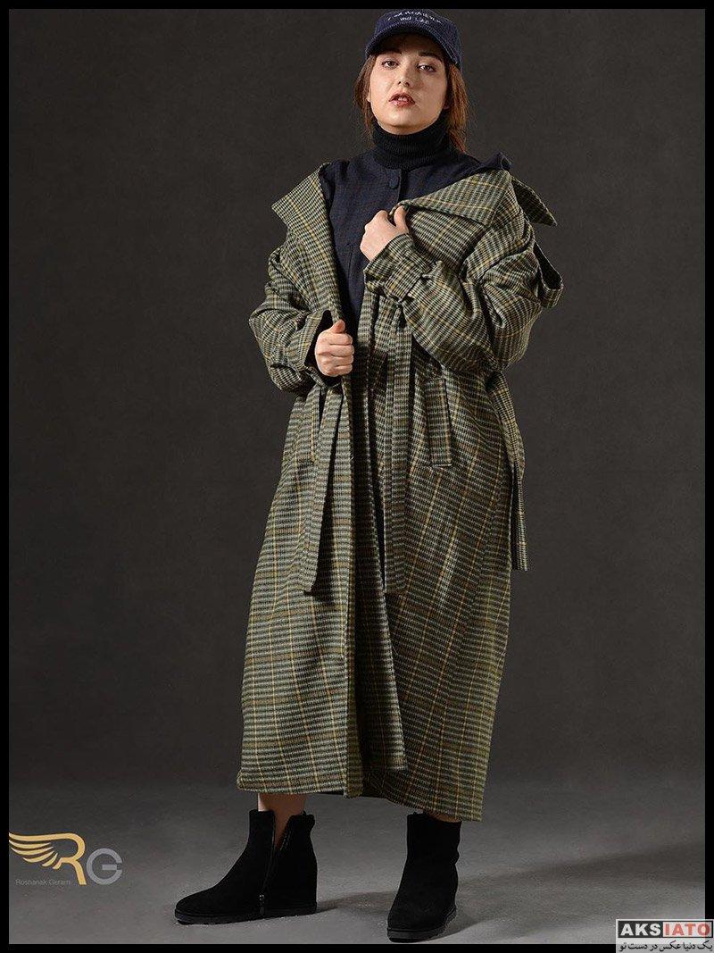عکس آتلیه و استودیو  عکس های مدلینگ روشنک گرامی (10 تصویر)