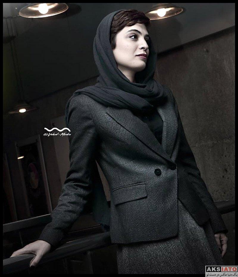 بازیگران بازیگران زن ایرانی  عکس های بهار کاتوزی در اکران مردمی فیلم جهان با من برقص