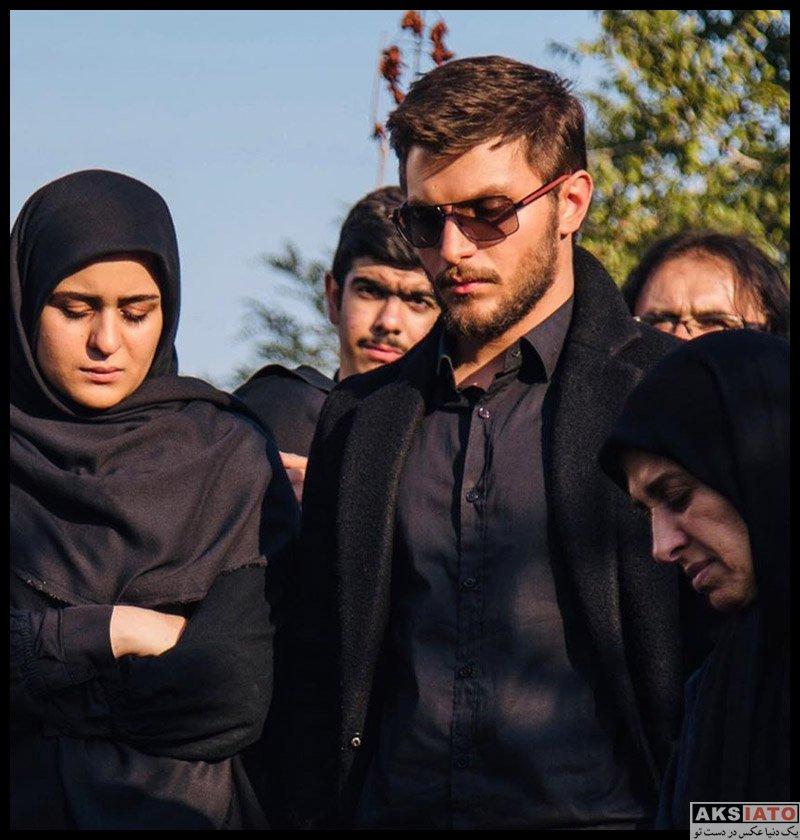 بازیگران بازیگران مرد ایرانی  دارا حیایی بازیگر نقش هاشم در سریال از سرنوشت (8 عکس)