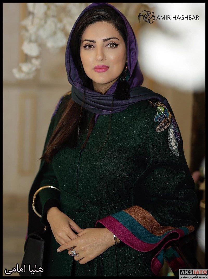 عکس های جدید هلیا امامی در دی ماه ۹۸ (۸ تصویر)