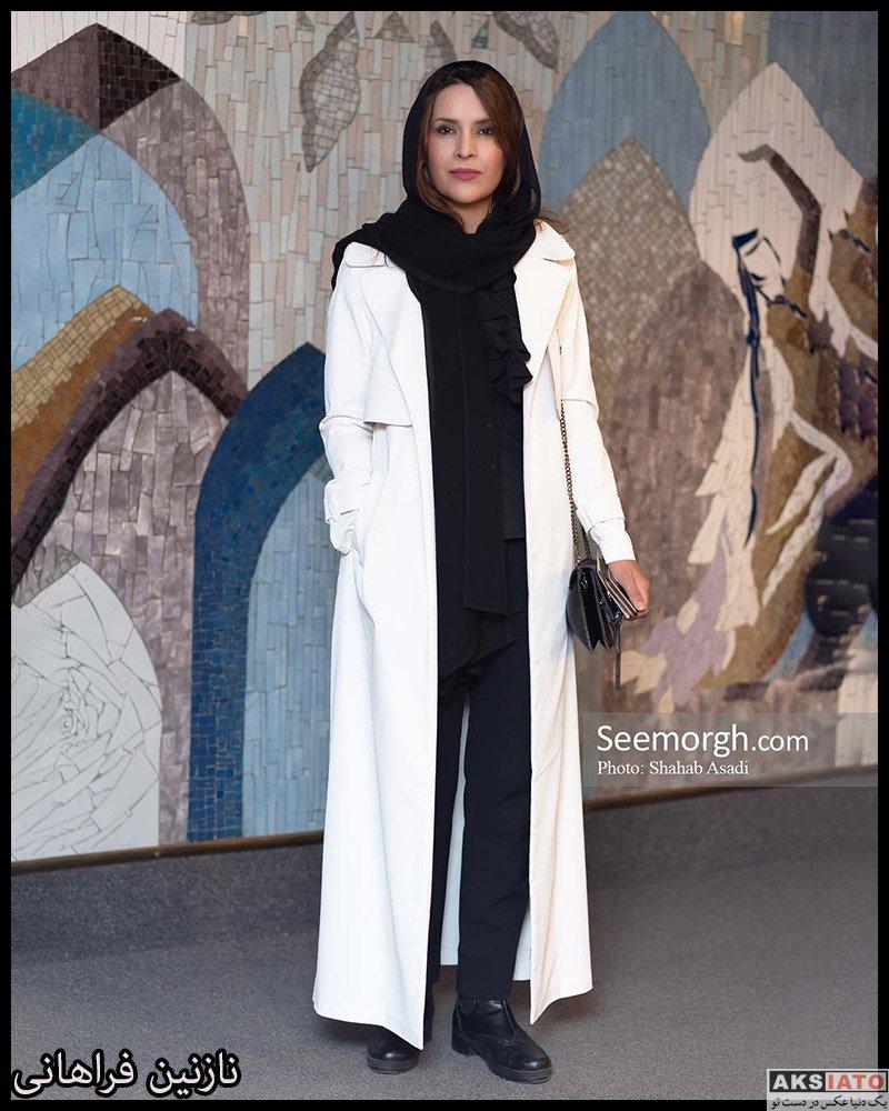 بازیگران بازیگران زن ایرانی  نازنین فراهانی بازیگر نقش مهسا در سریال ملکاوان (۶ عکس)